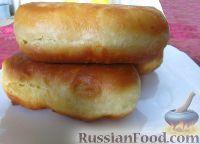 Фото к рецепту: Самое правильное кефирное тесто для жареных пирожков