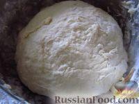 Фото приготовления рецепта: Самое правильное кефирное тесто для жареных пирожков - шаг №5