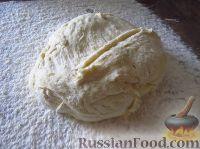Фото приготовления рецепта: Самое правильное кефирное тесто для жареных пирожков - шаг №6