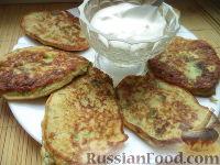 Фото к рецепту: Котлеты из кабачков