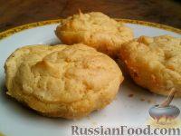 Фото к рецепту: Закусочные кексы из цветной капусты