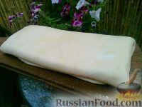 Фото к рецепту: Тесто слоеное (1-й вариант)