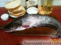 Фото приготовления рецепта: Шашлык из сома или налима - шаг №1