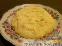 Фото приготовления рецепта: Каша кукурузная молочная - шаг №7