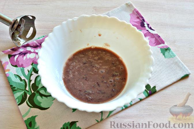 Фото приготовления рецепта: Сорбет из черешни - шаг №6