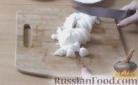 Фото приготовления рецепта: Стручковая фасоль с сыром - шаг №5