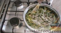 Фото приготовления рецепта: Стручковая фасоль с сыром - шаг №13