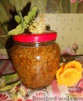 Фото к рецепту: Варенье из цветков липы