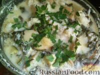 Фото к рецепту: Овощное рагу на сметане
