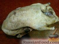 Фото приготовления рецепта: Утка с медом - шаг №3