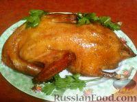 Фото приготовления рецепта: Утка с медом - шаг №8