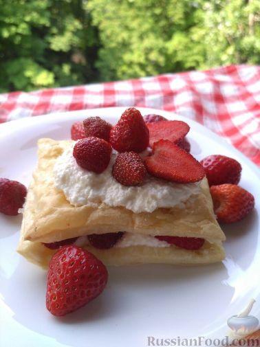 Фото приготовления рецепта: Отрывной яблочный пирог - шаг №10