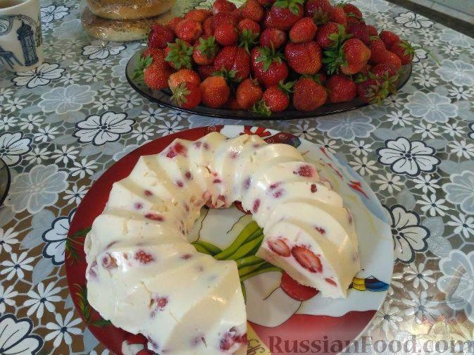 Рецепты блюд с желатином и творогом фото