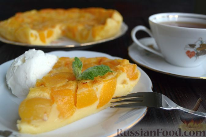 Рецепты абрикосового пирога с 15