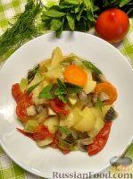 Фото к рецепту: Овощное рагу по-молдавски