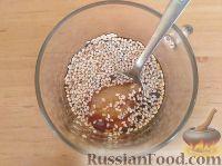 Фото приготовления рецепта: Куриное филе с томатом и медом - шаг №2