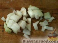 Фото приготовления рецепта: Шпинат жареный - шаг №3