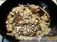 Фото приготовления рецепта: Шпинат жареный - шаг №4