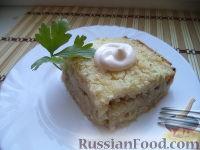 Фото к рецепту: Запеканка из картофеля с мясом
