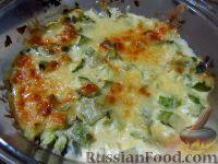Фото к рецепту: Запеканка из свежих кабачков