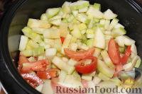 """Фото приготовления рецепта: Закуска """"Кабачки по-уральски"""" - шаг №9"""