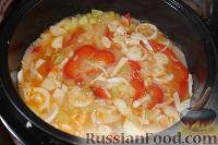 """Фото приготовления рецепта: Закуска """"Кабачки по-уральски"""" - шаг №11"""