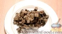 """Фото приготовления рецепта: Жареные баклажаны """"Как грибы"""" - шаг №9"""