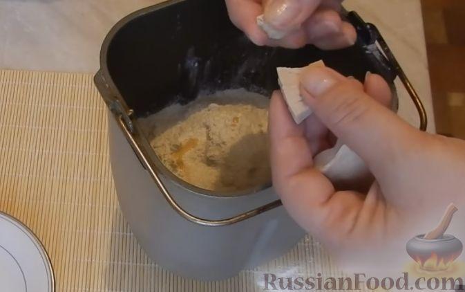 Рецепт дрожжевого хлеба в хлебопечке