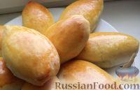 Фото к рецепту: Пирожки с яйцами и зеленым луком