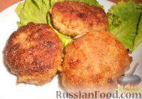 Фото приготовления рецепта: Мясные котлеты с кабачками - шаг №11