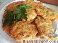 Фото к рецепту: Рубленые куриные котлеты с укропом