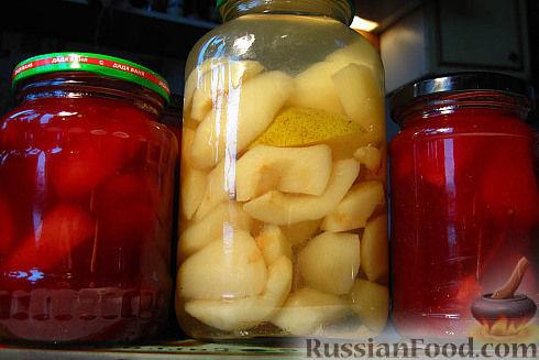 рецепт варенье из брусники с грушами