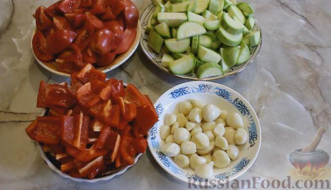 рецепт приготовления закусок из кабачков на зиму