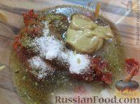 Фото приготовления рецепта: Куриная грудка в томатном маринаде - шаг №3