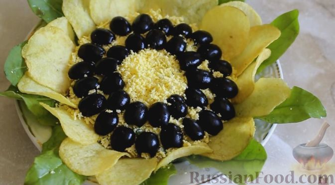 салат с щавелем фото рецепт