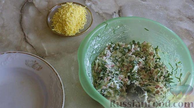рецепт салат чипсы булгарски перец калбасу