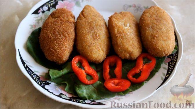 Рецепт: Котлеты из щуки на RussianFood.com