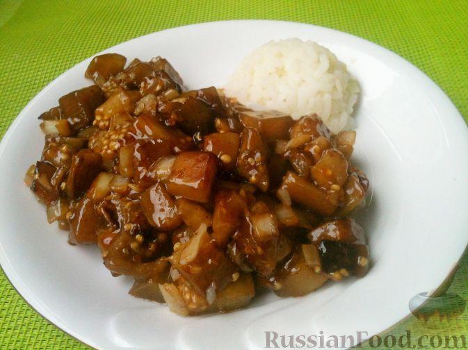 Фото приготовления рецепта: Творожно-яблочный пирог - шаг №4