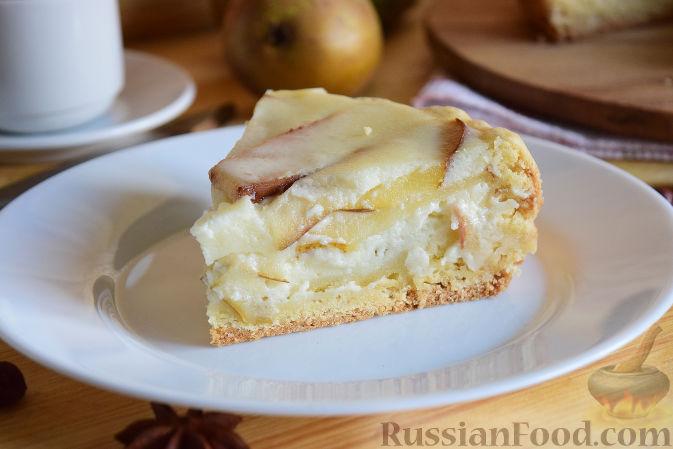 пирог из груши рецепты в мультиварке