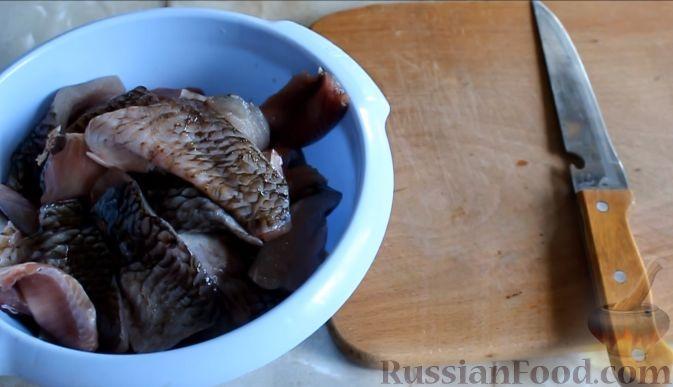 рецепт карасей в духовке фото