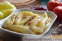 Фото к рецепту: Печеный болгарский перец
