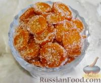Фото к рецепту: Цукаты из моркови