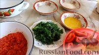 Фото приготовления рецепта: Помидоры по-корейски - шаг №2