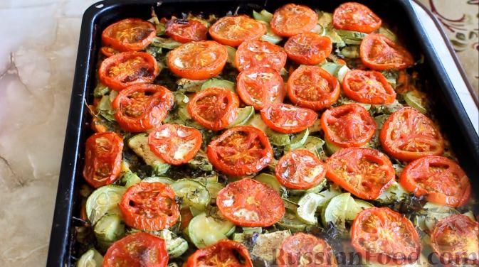 запеченные караси в духовке с овощами рецепт
