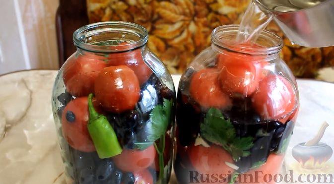 Фото приготовления рецепта: Щи из свежей капусты с пшеном и свининой - шаг №15