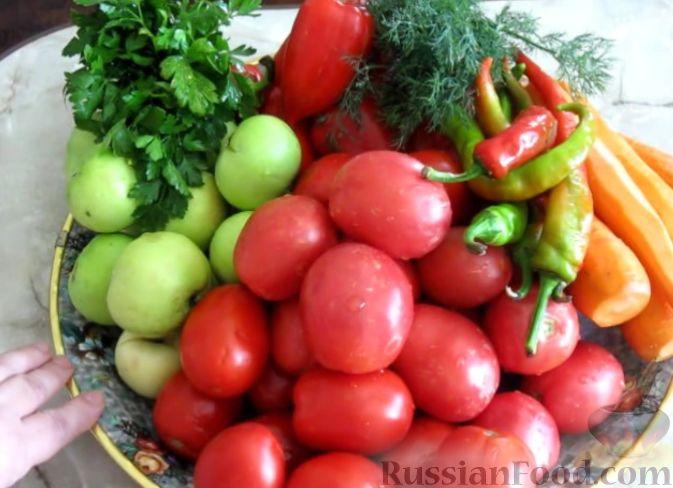 Рецепты купорки салатов на зиму