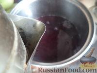 Фото приготовления рецепта: Кисель из свежих ягод - шаг №6