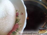 Фото приготовления рецепта: Кисель из свежих ягод - шаг №10