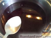 Фото приготовления рецепта: Кисель из свежих ягод - шаг №9