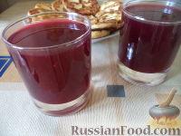 Фото приготовления рецепта: Кисель из свежих ягод - шаг №15
